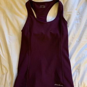 REI Athletic Top with built in bra.